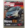 Revista Quatro Rodas Nr. 575 De Fevereiro 2008