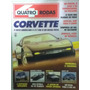Quatro Rodas Out 91 375 Corvette Kadett Escort Xr3 Infiniti