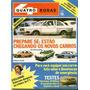 4rodas N.248 Mar 81 - Gol 1600, Panorama, Chevette Alcool