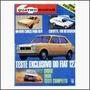Quatro Rodas Nº 153 - Teste Do Fiat 127 E Dodge 1800 - 1973