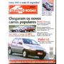 4rodas N.432 Jul 96 - Gol 1000i X Corsa 1.0, Palio Fiesta...