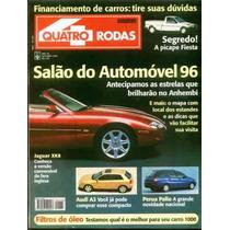 4rodas N.435 Out 96 Salão Do Automóvel , Mercedes Sl 500...