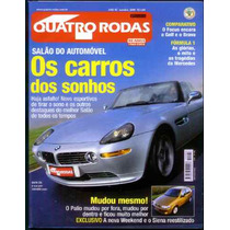 4rodas N.483 Nov 2000 - Os Carros Dos Sonhos