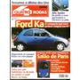 4rodas N.436 Nov 96 Alfa Spider, Ford Ka, Salão De Paris...