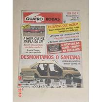 * Revista Quatro Rodas - N. 310 - Maio De 1986 *