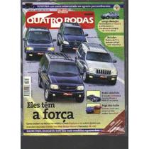 Revista Quatro Rodas Nº 476 - Março/2000 - Ed. Abril