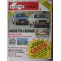 Revista Quatro Rodas N-254 Chevette Voyage Marajó Fiat Alco