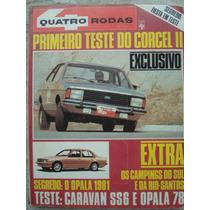 4 Rodas No. 207 Outubro De 1977