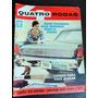 Revista Quatro Rodas Ano I N 6 1961