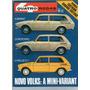 Revista 4 Quatro Rodas 140 Março 1972 Novo Mini-variant R403