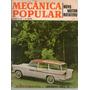 Revista Mecânica Popular Vol.35 Novembro 1962 Simca 63 R406