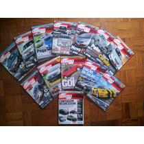 Revista 4 Rodas 570 A 572-574 A 580-584-590-603-604-607 Lote