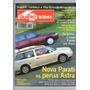 Revista 4 Quatro Rodas N°426 Janeiro 1996 Parati Perua R412