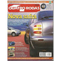 Quatro Rodas 469 Fiat Brava Ka Viper Corvette Mustang Rally