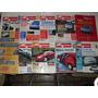 Coleção 10 Revistas Quatro Rodas Edições De 1998 - R. 4049