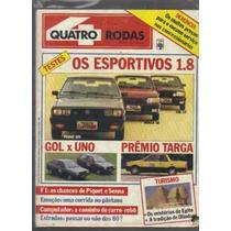 Revista Quatro Rodas Edicao 307
