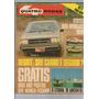 Revista 4 Quatro Rodas N°222 Janeiro 1979 Puma Chevette R420