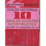 Revista - Quatro Rodas - Nº 66 - Janeiro 1966