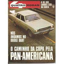 Revista - Quatro Rodas - Nº 111 - Outubro 1969