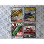Lote De 4 Revistas - Nitro 4rodas Full Power Carangos