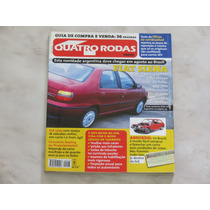 Revista Quatro Rodas 443 - Fiat Siena Gol Palio
