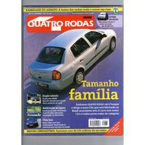 Revista 4 Quatro Rodas N°473 Dezembro 1999 Clio Bmw R413