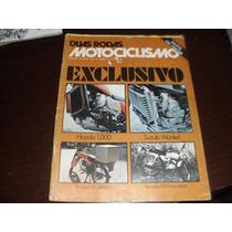 Revista Antiga Duas Rodas Ano 1975