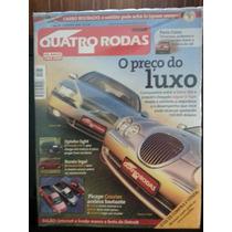 Revista Quatro Rodas 475 Fev/00 - Volvo Courier Corsa Strada