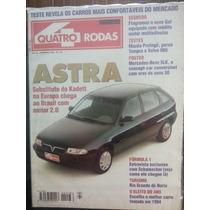 Revista Quatro Rodas 413 Dez/94 - Astra Gol Mazda Tempra ...