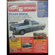 Revista Quatro Rodas 442 Mai/97 - Picape-fiesta Gol Palio...