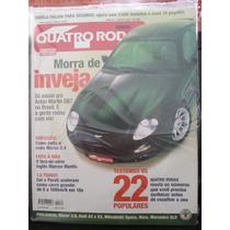 Revista Quatro Rodas 479 Jun/00 - Aston-martin Marea Gol ...