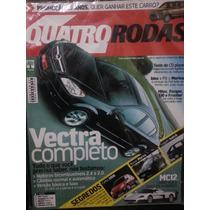 Revista Quatro Rodas 544 Out/05 Vectra Picapes Passat Legacy