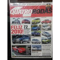 Revista Quatro Rodas 598 Dez/09 - Crossfox Doblô Montana ...