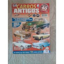 Revista Carros Antigos - Mais De 40 Modelos