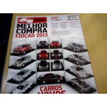 Revista Quatro Rodas Nº644-a Melhor Compra 2013