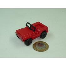 Mini Jipe Ford Jeep Willys Plástico Brinquedo Antigo Rissi 2