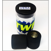 Autorama Pneu Traseiro Twp 3/32 Ufra Hard - Cubo Aluminio