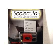 Motor Autorama Scaleauto 36000 Rpm P/réplica 1/32 - Novo