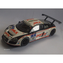 Audi R8 Lms Escala 1:32 Scalextric Novo Slot Car