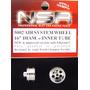 Autorama Nsr 5002 Roda Traseira Alum 3/32 16 Dia Air System