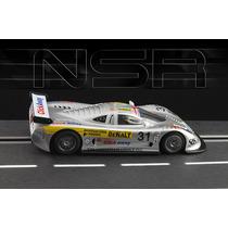 Autorama Nsr Mosler Evo3 Daytona 24h 2003 1/32 25.000 Rpm