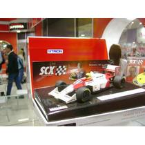 Autorama Senna Mclaren Scx P/pistas Estrela, Scalextric