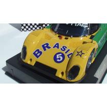 Sideways Racer - Riley #5, Edição Seleção Brasileira.