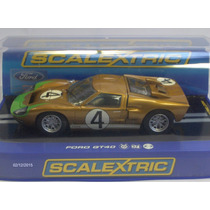 Scalextric 1/32 Ford Gt40 Mkii 1966 - Novo Slot Car Autorama