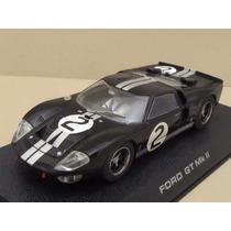 Scalextric Ford Gt40 Mk2 Vencedor 24 Le Mans 1966 Raridade