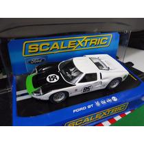 Autorama Carro Scalextric Ford Gt 40 Antigo