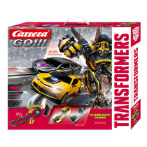 Pista Transformers Bumblebee Chase Carrera Go!!!