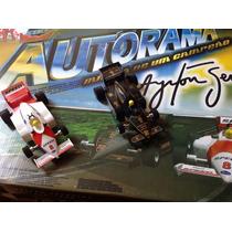 Autorama Ayrton Senna - Edição Especial Limitada