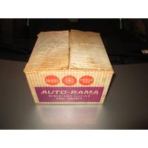 Brinquedo Antigo Autorama Gilbert 3 Carros Ford 40 Raridade