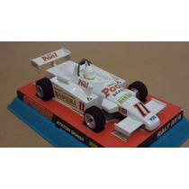 Decalques Para Ralt Branca Ayrton Senna Autorama Estrela